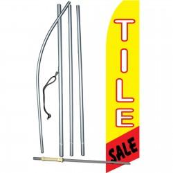 Tile Sale Swooper Flag Bundle