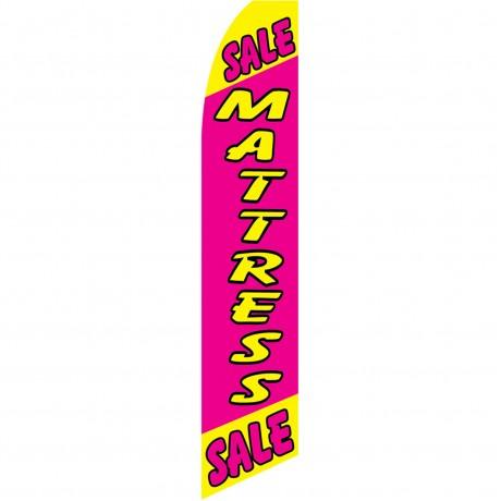 Mattress Sale Pink Swooper Flag