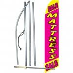 Mattress Sale Pink Swooper Flag Bundle
