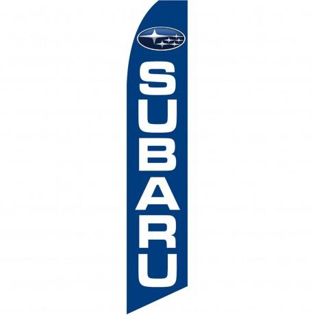 Subaru Blue Swooper Flag