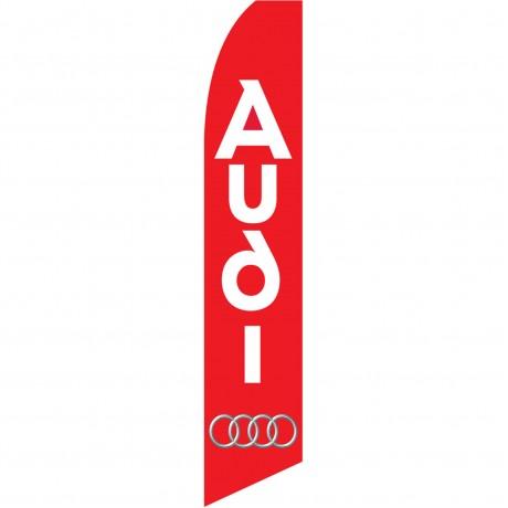 Audi Swooper Flag