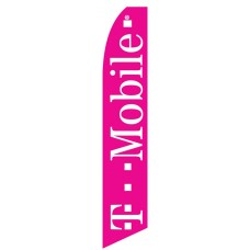 T-Mobile Swooper Flag