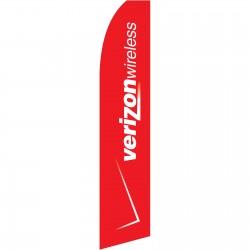 Verizon Wireless Swooper Flag