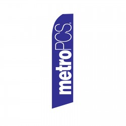Metro PCS Swooper Flag