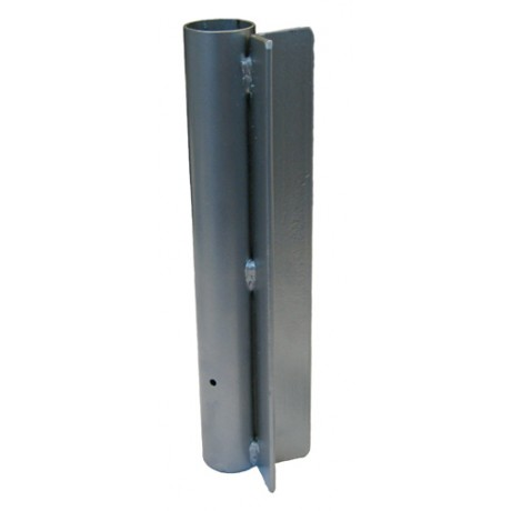 Steel Vertical Swooper Flag Pole Post Mount