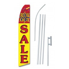Blowout Sale Swooper Flag Bundle