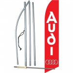 Audi Swooper Flag Bundle