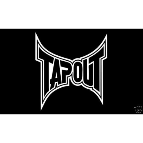 Tap Out 3'x 5' UFC Flag