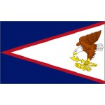 American Samoa 3'x 5' Country Flag