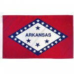 Arkansas State 3' x 5' Polyester Flag