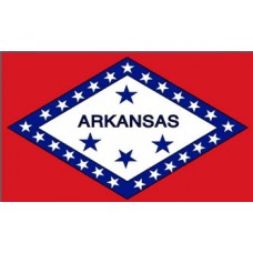 Arkansas 3'x 5' State Flag