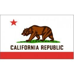 California 3'x 5' State Flag