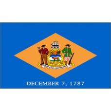 Delaware 3'x 5' State Flag