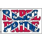 Rebel Pride 3' x 5' Flag