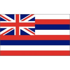 Hawaii 3'x 5' State Flag