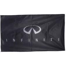 Infiniti Automotive Logo 3'x 5' Flag