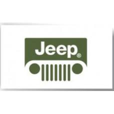 Jeep Grill Automotive Logo 3'x 5' Flag