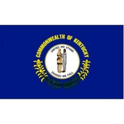 Kentucky 3'x 5' State Flag
