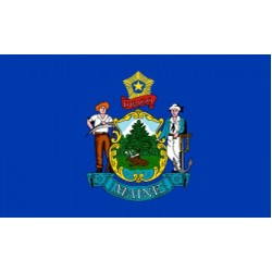 Maine 3'x 5' State Flags