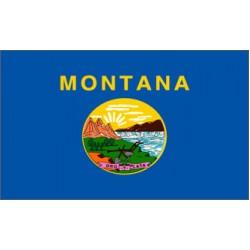 Montana 3'x 5' State Flag