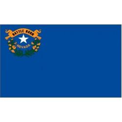 Nevada 3'x 5' State Flag