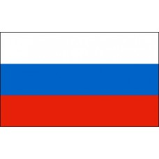 Russia Republic 3' x 5' Polyester Flag