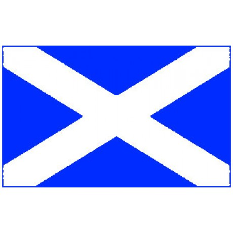 Scotland  3'x 5' Country Flag