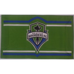 Seattle Sounders 3'x5' Flag