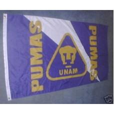 Pumas Soccer Club 3'x 5' Soccer Flag