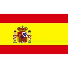 Spain 3' x 5' Polyester Flag