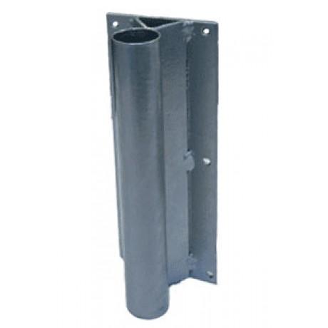 Steel Vertical Swooper Flag Pole Wall Mount