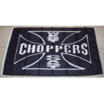 West Coast Choppers 3' x 5' Polyester Flag