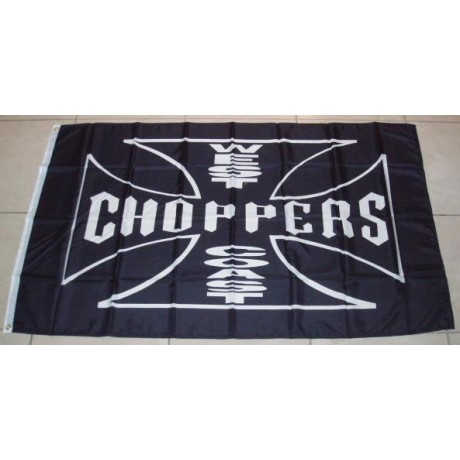 West Coast Choppers 3'x 5' Flag