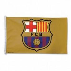 Barcelona FC MLS Soccer Premium 3'x 5' Flag